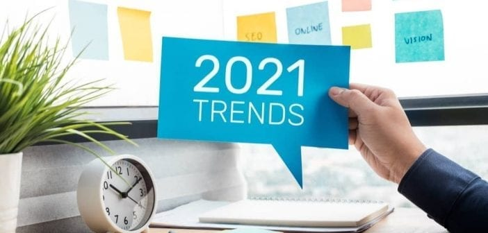 Top B2B digital marketing trends to look out for in 2021 [Infographic]